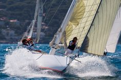LES VOILES D'ANTIBES: June 4th – 8th, 2014