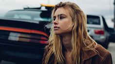 On a mission ... Lucy Fry stars in the TV adaptation of <i>Wolf Creek</i>.