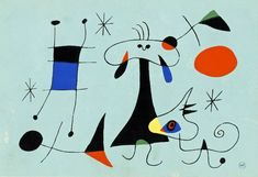Joan Miro Artwork | Miro Lithographs, Prints & Pochoirs for Sale