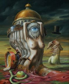 jaroslaw jasnikowski artist surreal