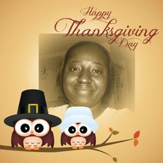 Happy Thanksgiving, all