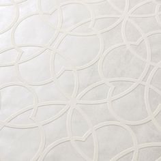 Origin White and Mica Wallpaper by Graham & Brown