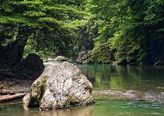 Tangkahan River, Gunung Leuser National Park (TNGL), Langkat | North Sumatra - Indonesia    By: Gorka Nelson Artano