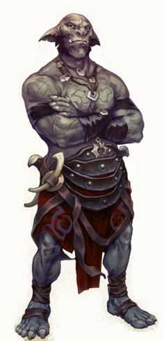 (Artist Unknown) ~Orc~ Orcs are humanoids with a primitive aspect to their features that hides a cunning intelligence and strategical genius. Not many races can compare to an orc on the battlefield, as they have great endurance, strength, and speed. Orcs group into warbands led by a Warchief that commands the entire band.