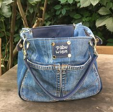 Jeans Replay Leder blau pabu.at