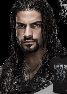 Gotta thank God for one of His most gorgeous creations: Joe Anoa'i