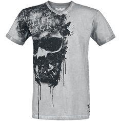 T-Shirt Manches courtes Black Premium by EMP »I Live My Life In Black« | Dispo chez EMP | Plus de Manches courtes Horreur sur notre site en ligne ✓ Prix imbattables !