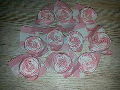Ruusu servetit