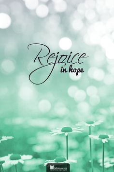 Prints and Downloads are available at http://ibibleverses.christianpost.com/?p=17718  Rejoicing in hope; patient in tribulation; continuing instant in prayer; -Romans 12:12  #Romans #rejoice #hope #prayer #patient
