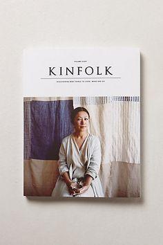 Kinfolk: Volume Eight #anthropologie