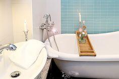 Stiligt badrum
