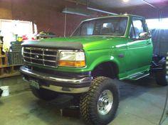Daddysss truck