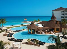 Destination Wedding Spotlight: Montego Bay, Jamaica...pretty sure this is the resort I stayed at this summer