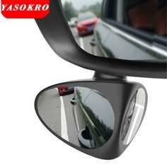 Wide Angle Convex Car Rearview Mirror For Blind Spots With Images Blind Spot Mirrors Car Rear View Mirror Car Blinds