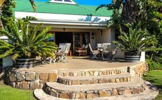 Bush spa at Dune Ridge Country House St Francis Bay Eastern Cape South Africa