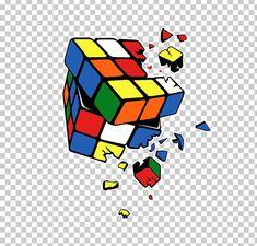 Printed T-shirt Sheldon Cooper Rubik's Cube PNG - printed t shirt Super Mario Art, Cube Design, Gundam Art, Pattern Art, Clip Art, Pixel Art, Drawings, Rubik's Cube, Prints
