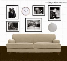 Un salotto industrial format MADE.COM!! Nuovo post sul blog!! | Fill your home with love