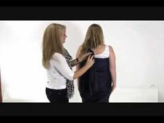 How to Make a Toga- Women's One Shoulder Toga - YouTube
