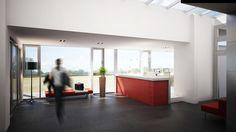 Haribo Hungary - Iroda design és harmonikus munkakörnyezet Design