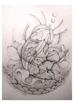 Tree of life with ouroboros snake tattoo tattoo concept for Random sketch ideas