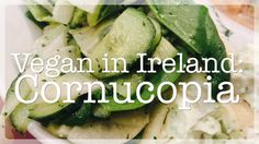 If you are vegan, veggie, or just appreciate delicious freshly-made whole foods, you must visit Cornucopia Wholefood & Vegetarian Restaurant, not far from the ever fun and popular Temple Bar district in lively Dublin, Ireland. #vegan #vegetarian