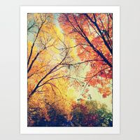 Nature Art Prints | Society6
