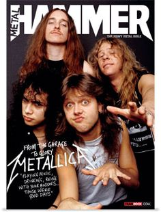 #MetalHammer #MagazineThe UK's only monthly #hardcore #metal mag with a gift every issue. It's #loud, it's rude and it makes no apologies. From classic acts, the cutting edge, and the underground, no stone is left unturned in our quest to cover the world of #metal. Now celebrating 25 years of keeping it heavy, it truly is the best its ever been. Above all, Metal Hammer is by #metalheads, for metalheads, and it shows. #music