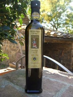 The most recent pressing of Tuscan olive oil is now available in the US, shipped directly to your home