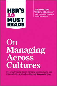 How to use head, hands and heart in cross-cultural management by HBR.