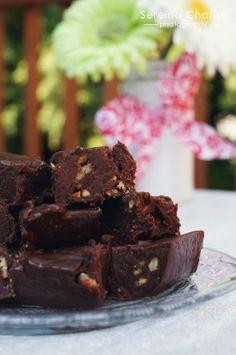 <3 Chocolate Fudge   Super Easy And So Delicious!   Christmas Recipes