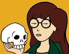 Daria Morgendorffer es un ejemplo a seguir, un dibujo animado que siempre nos ha mostrado qué ser y no ser en la…