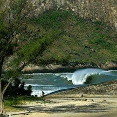 Praia de Itacoatiara niteroi rj