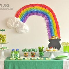 Perfect for Ryder's Birthday/St. Patrick's Day Party at his school