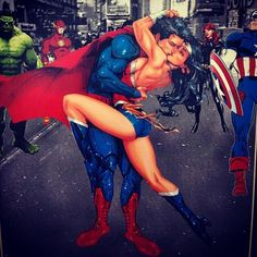 Looking for my Superman