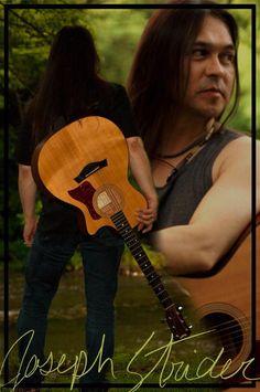 Joseph Strider - Lipan Apache