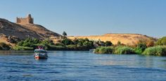 The Nile River #egypt #travel