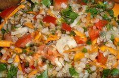Healthy Salad Recipes, Healthy Foods, Salsa, Avocado, Vegan, Ethnic Recipes, Nicu, Green, Health Foods