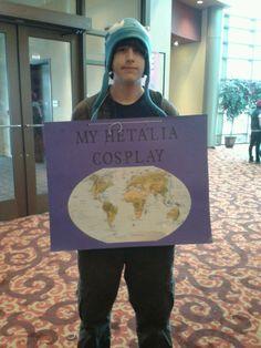 Funny Hetalia Cosplay from Ichibancon 2014 by DTyrant on DeviantArt