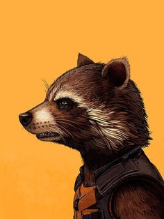 Rocket Guardians of the Galaxy Mike Mitchell Mondo Limited Edition Print Marvel Rocket Drawing, Raccoon Drawing, Raccoon Art, Rocket Raccoon, Racoon, Hq Marvel, Disney Marvel, Marvel Dc Comics, Marvel Heroes