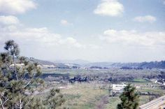 Mission Valley, 1952.