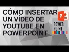 Cómo insertar un vídeo de YouTube en PowerPoint 2010. Añadir vídeo YouTube a diapositiva - YouTube