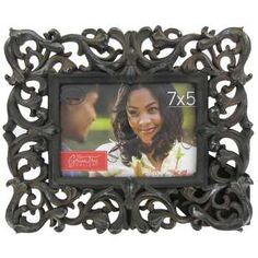 Get 7 x 5 Loches Ornate Resin Picture Frame online or find other Picture Frames products from HobbyLobby.com