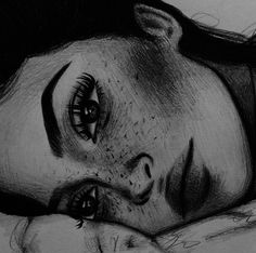 Illustration Sad I was sad before you came along . you left sudenly and vaguely to another. Illustration Sad Source : I was sad before you came along . Indie Drawings, Pencil Drawings Tumblr, Sad Drawings, Dark Art Drawings, Horse Drawings, Realistic Drawings, Pencil Portrait, Love Art, Art Inspo