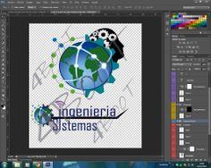 Logo para Promoción de Carrera de Ingeniería de Sistemas