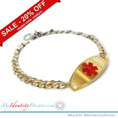 11 Best Allergy Bracelets Id Plates Images On Pinterest Medical
