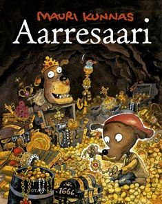 Aarresaari (Kovakantinen) >book I Love Books, Finland, Party Themes, Party Ideas, Illustrators, Teddy Bear, Christmas Ornaments, Toys, Holiday Decor