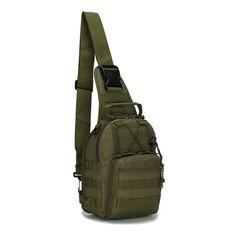 Women/'s Outdoor Serpentine Zipper Messenger Bag Sports Mini Chest Bags Waist Bag