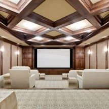 STRIPED U0026 PATTERNED CARPETS. Home Theater SeatingHome Theater DesignHome  TheatreTheater RoomsMovie ...