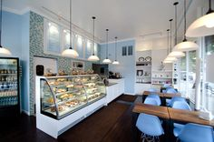 Phoebe's Bakery - Storefront & Retail Design by Nicholas Paulin, via Behance