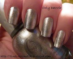 Tines Kosmetikblog: Orly Dazzle